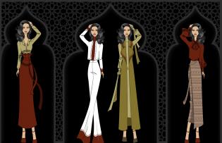 Maryam Bakoor Exhibition Gallery Jeddah May 2020